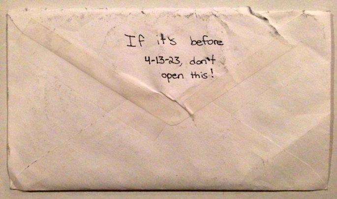 Letter To Future Self 2