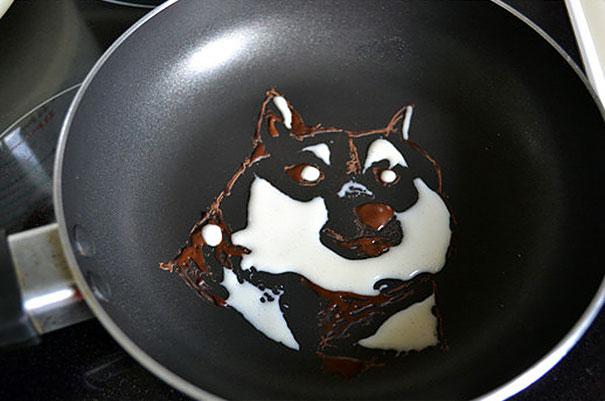 Pancake Art (6)