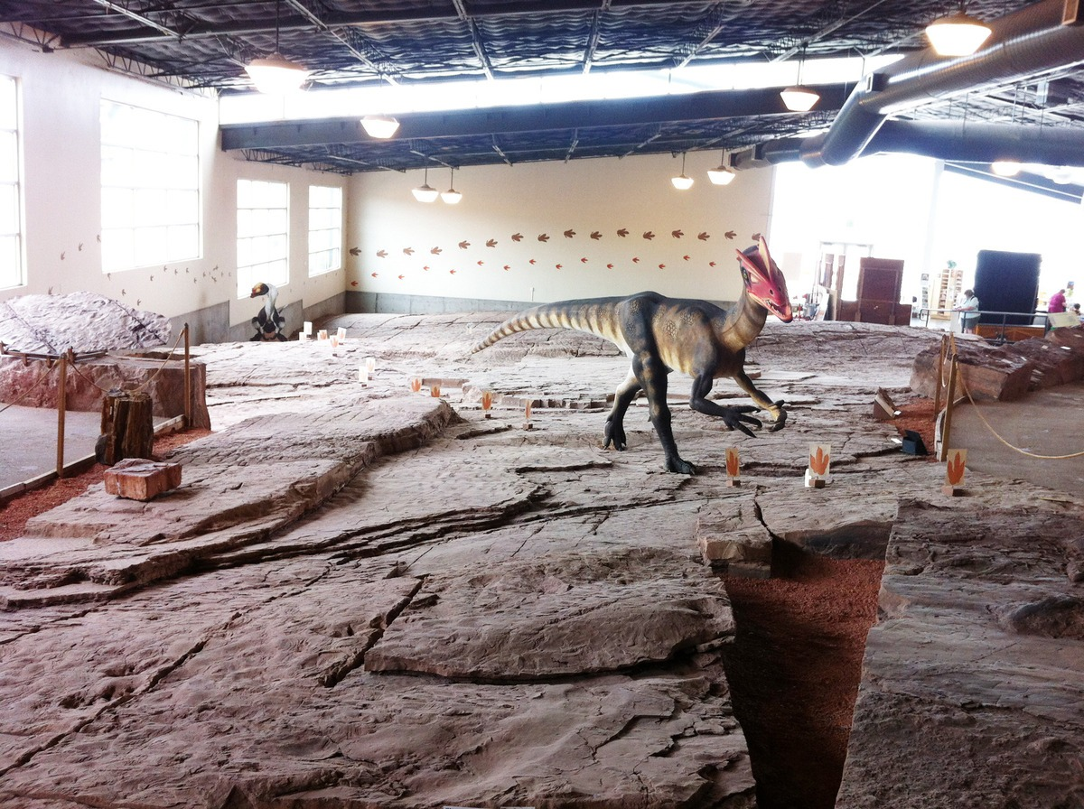 St. George Dinosaur Discovery Site