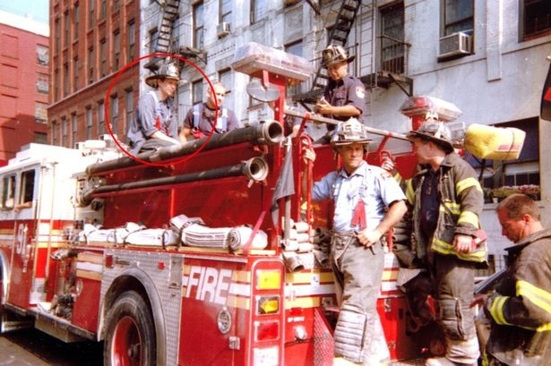 Steve Buscemi spent his early days as a New York City firefighter