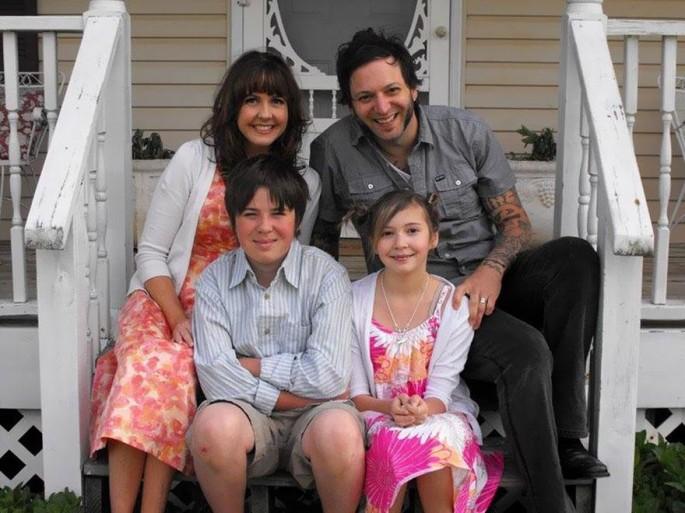 Taylor Smith's Family