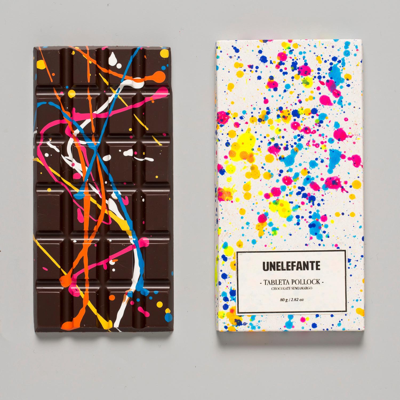 Unelefante Colourful Chocolate Bars (1)