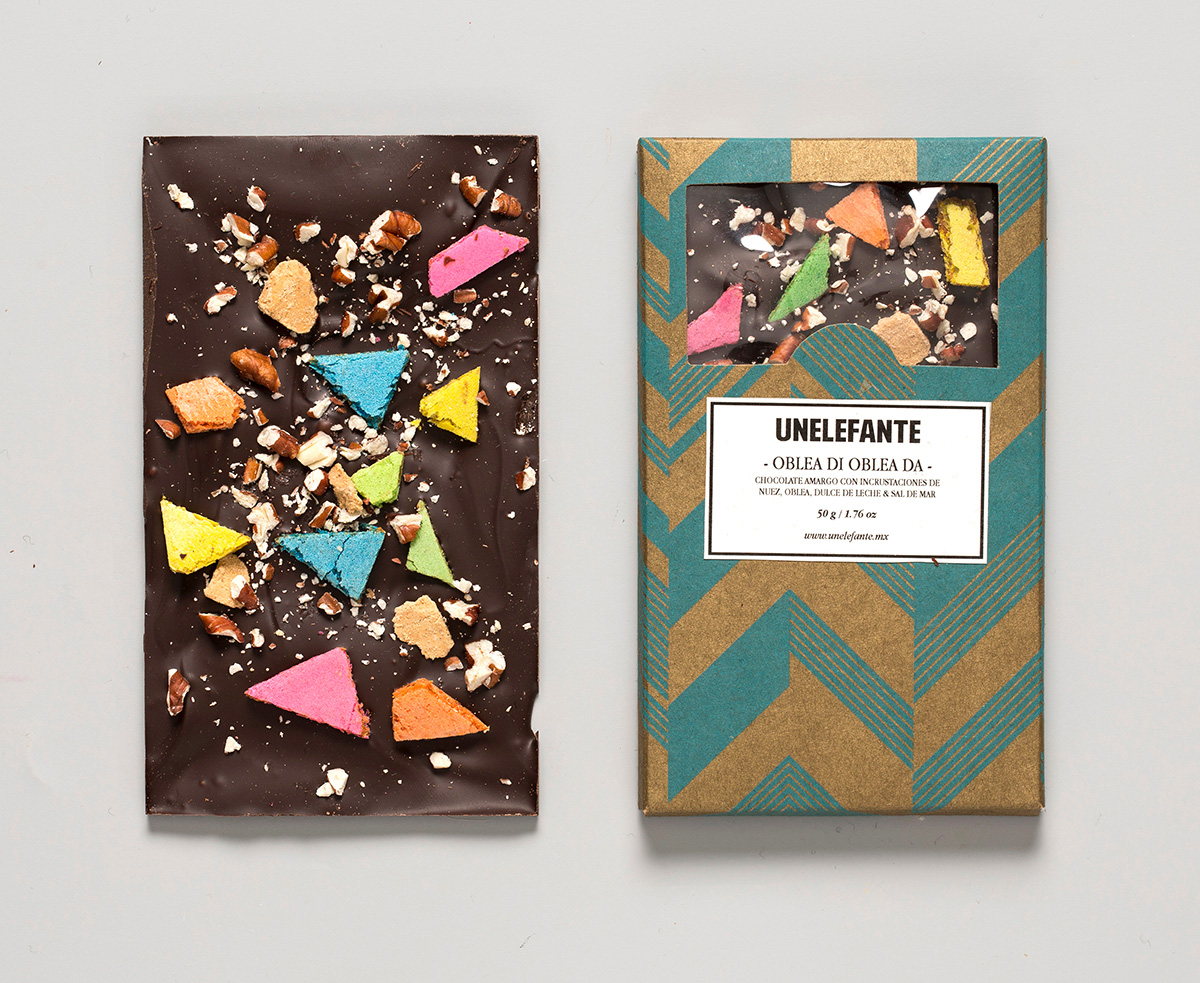 Unelefante Colourful Chocolate Bars (2)