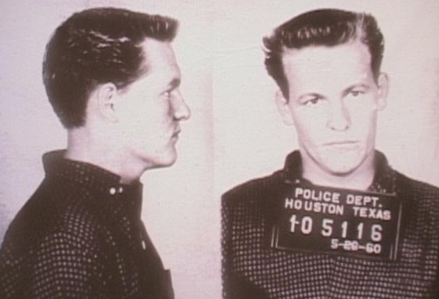 Woody Harrelson's dad was a hitman