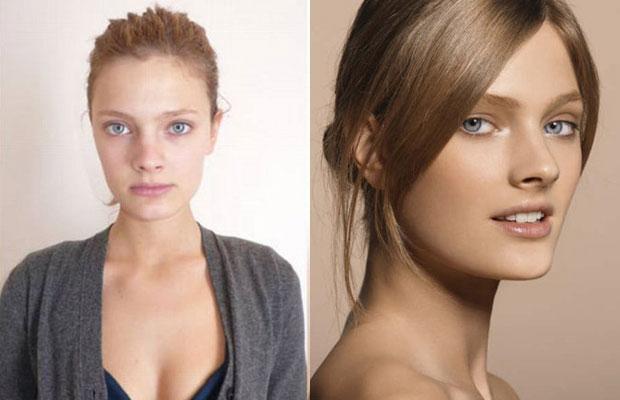 Constance Jablonski Without Makeup
