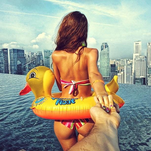 Travel to Marina Bay Sands Singapore