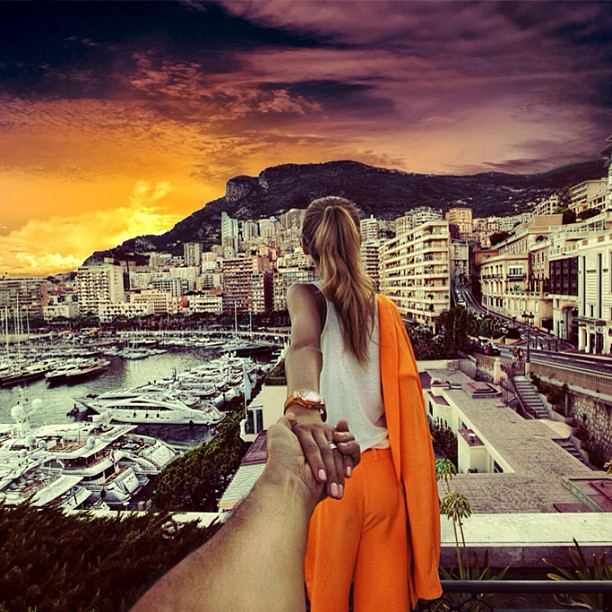 Travel to Monaco