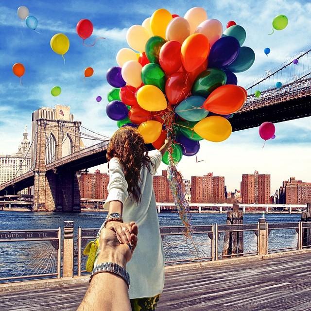 Travel to the Brooklyn Bridge