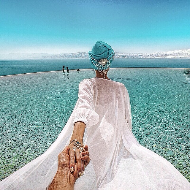 Travel to the Dead Sea