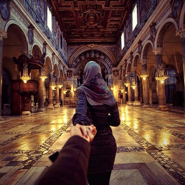 Travel to the Santa Maria in Aracoeli Basilica