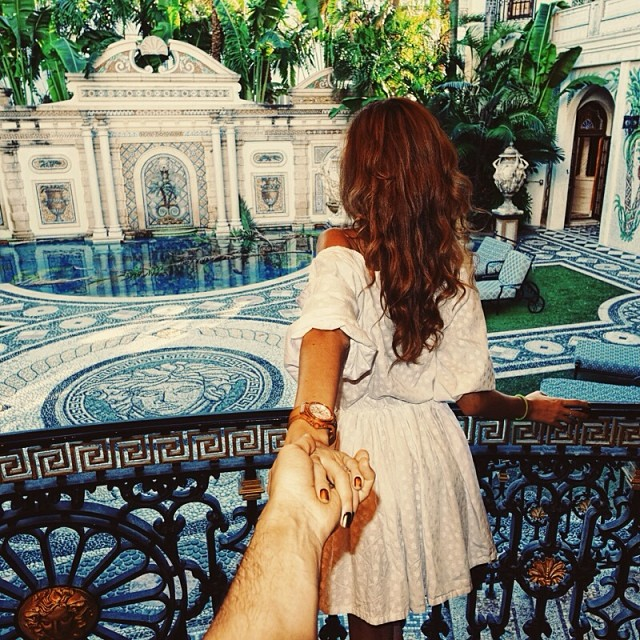 Travel to the Versace Mansion in Miami, Florida