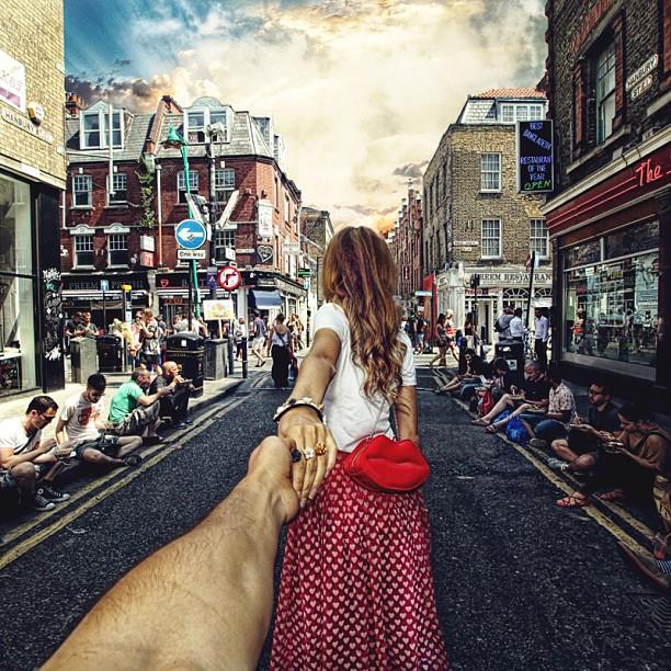 Travel to the Brick Lane London