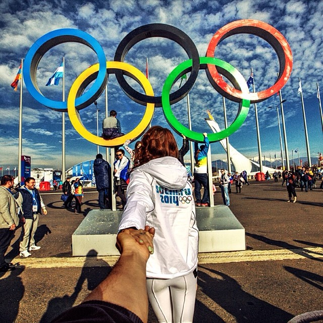 Travel to the Sochi Olympic Games 2014