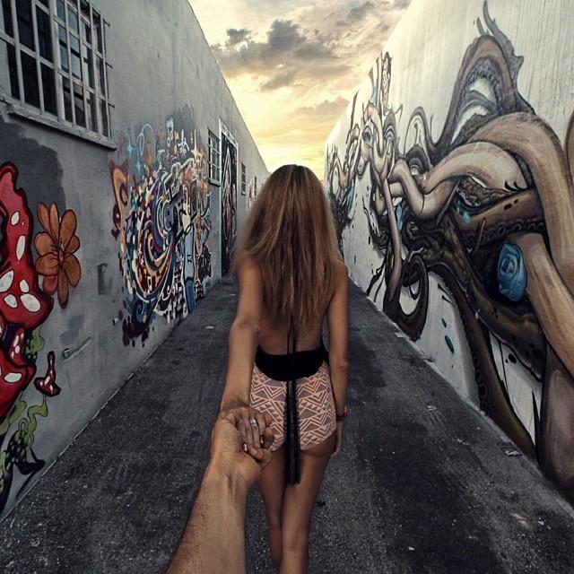 Travel to the street art of Miami