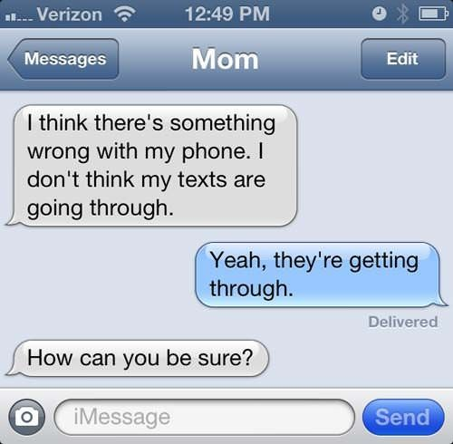 Funny Parent Text (2)