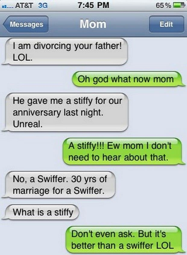 Funny Parent Text (20)