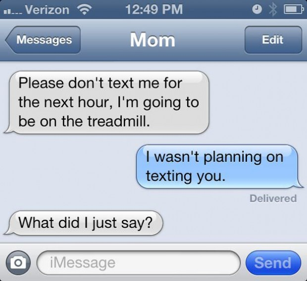 Funny Parent Text (5)
