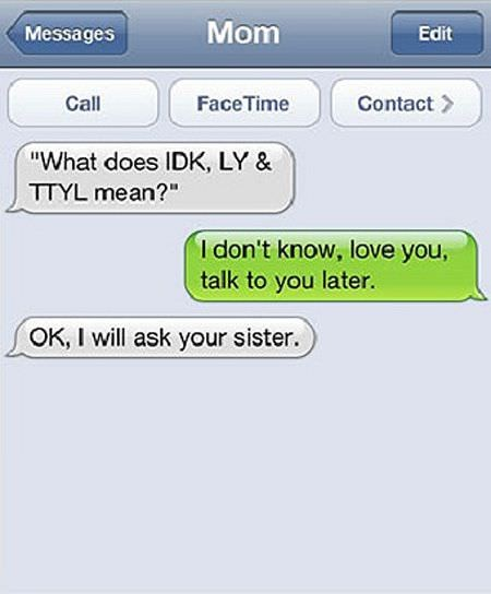 Funny Parent Text (8)