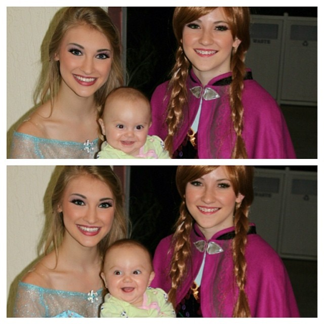 Real-Life Anna and Elsa from Frozen (4)