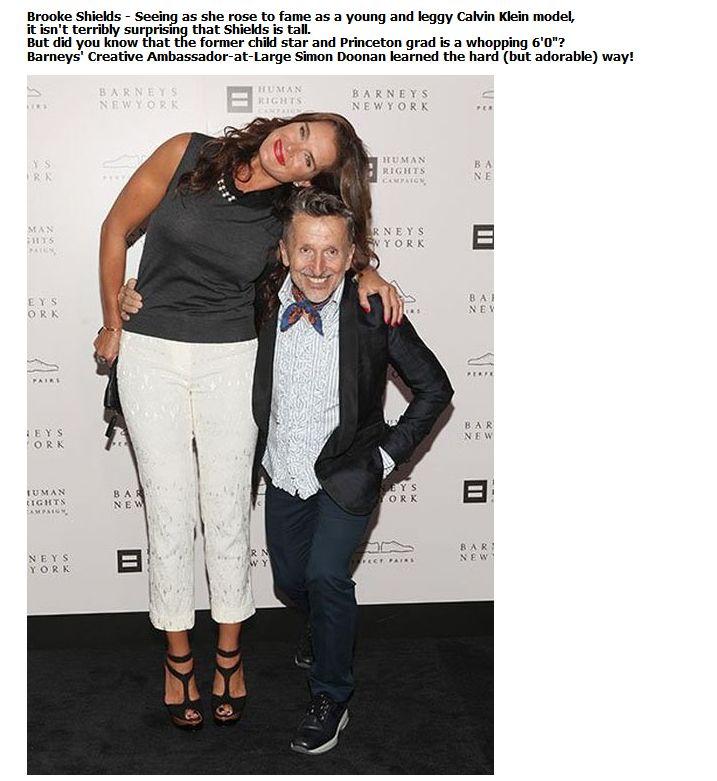 Shocking Celebrity Height (11)