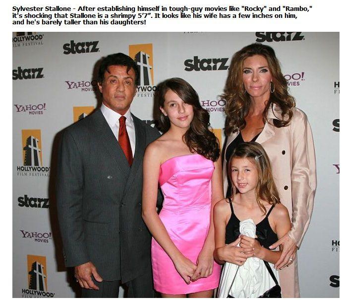 Shocking Celebrity Height (15)