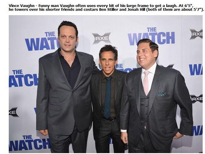 Shocking Celebrity Height (24)