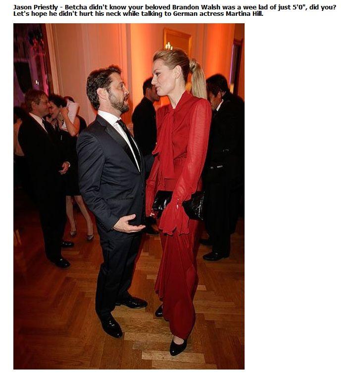 Shocking Celebrity Height (5)