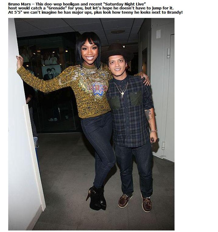 Shocking Celebrity Height (6)