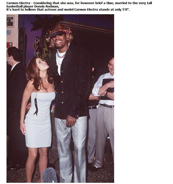 Shocking Celebrity Height (8)