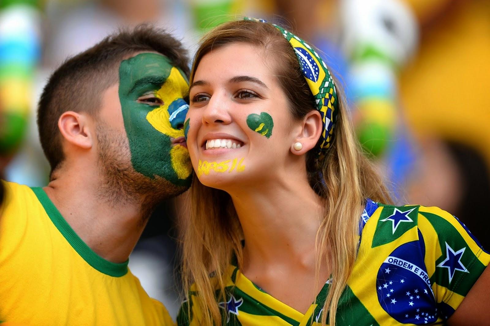 World Cup Hot Brazilian Girl 7