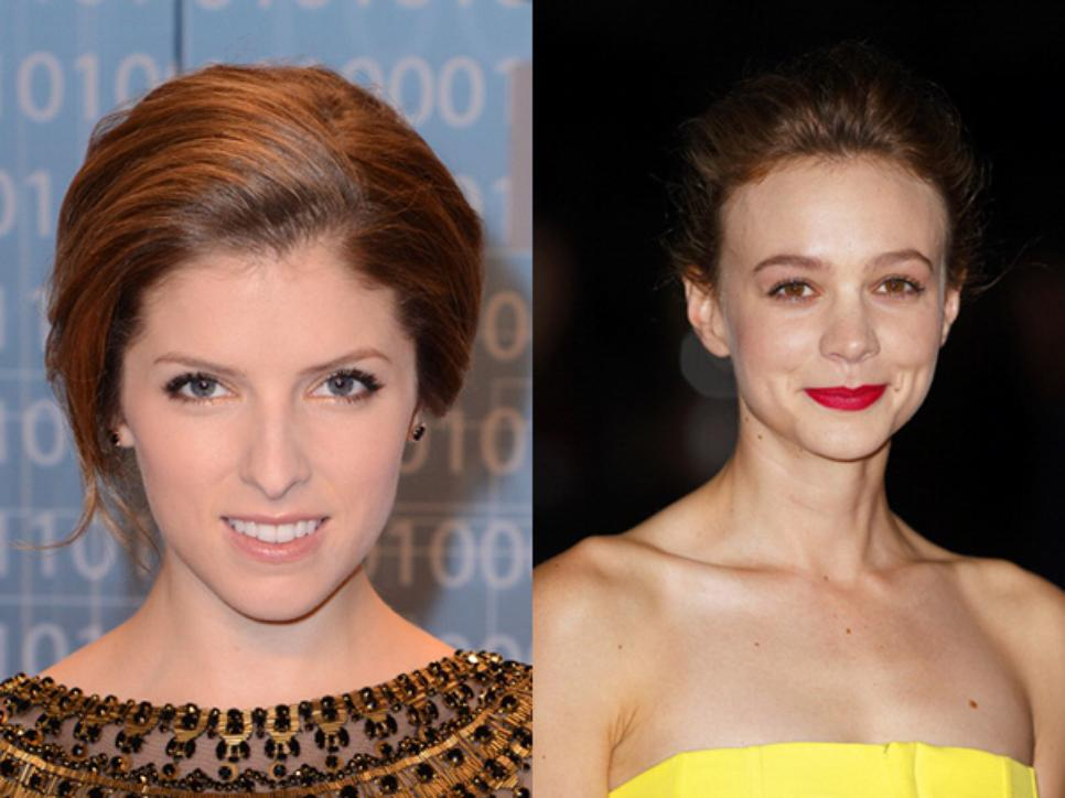 Anna Kendrick and Carey Mulligan