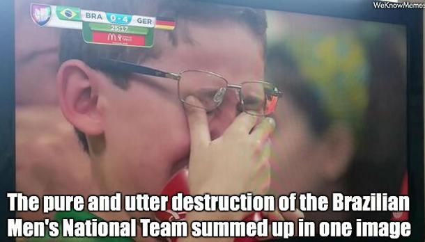 Brazil vs Germany World Cup 2014 (1)
