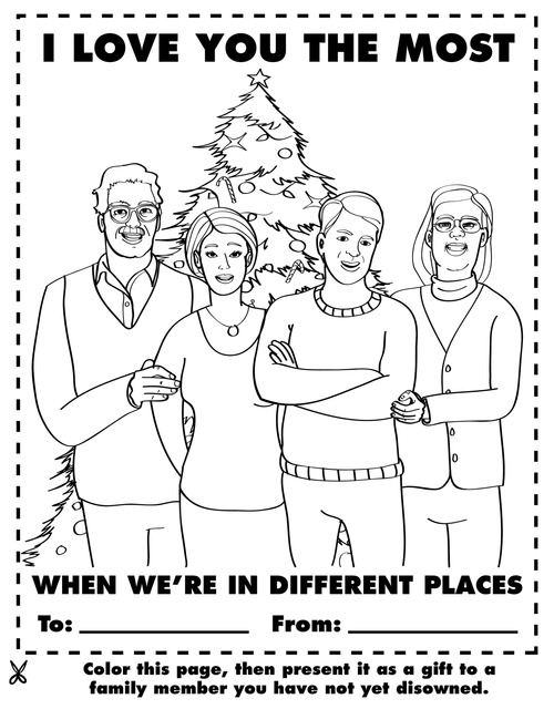 Coloring Book For Grown-Ups (22)