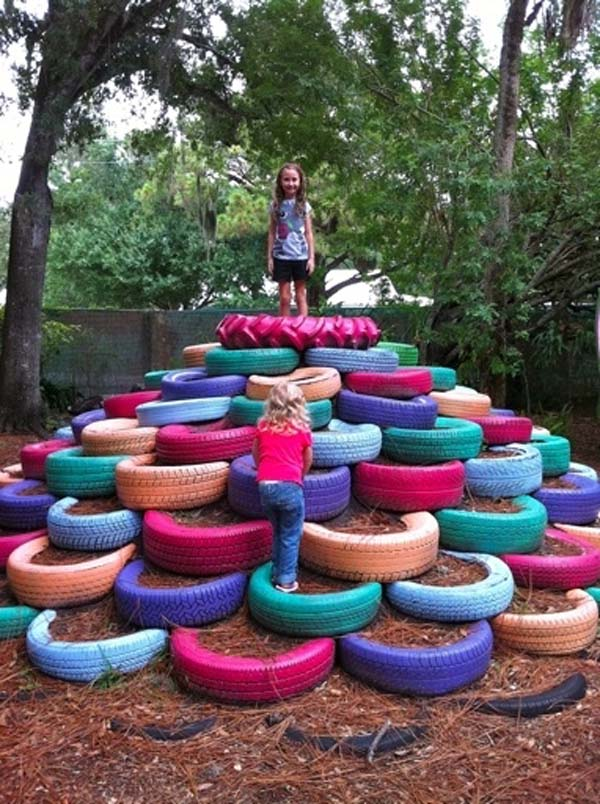 DIY Backyard Idea (20)