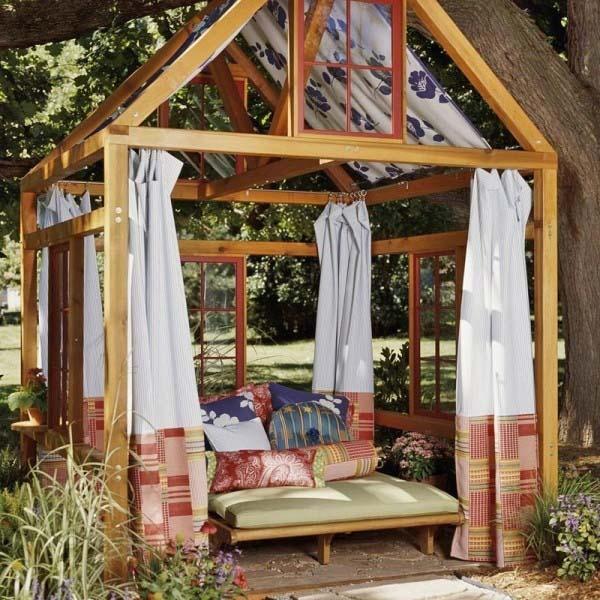 DIY Backyard Idea (21)