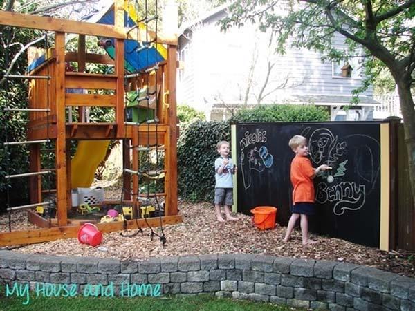 DIY Backyard Idea (32)