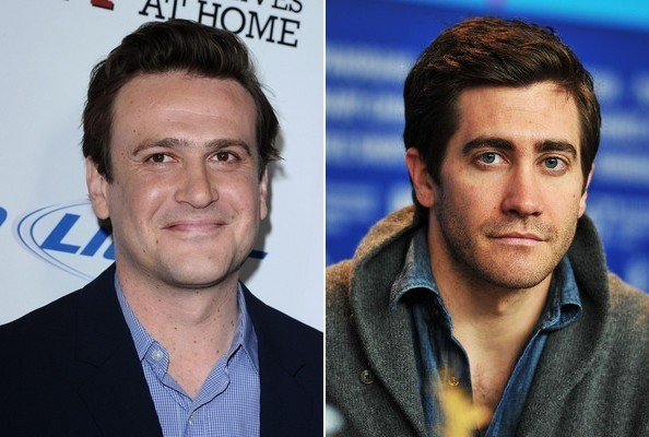 Jason Segel and Jake Gyllenhaal