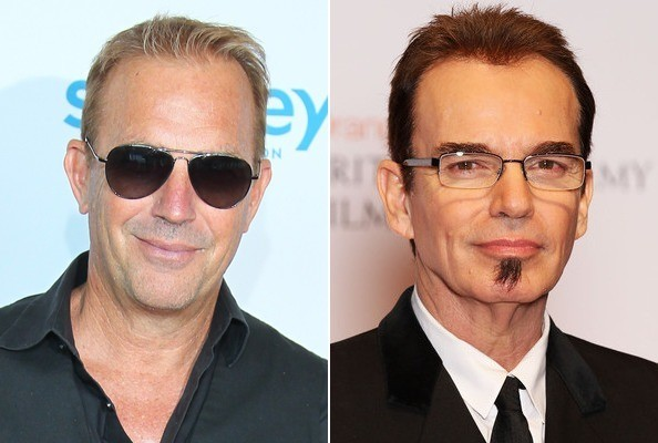 Kevin Costner and Billy Bob Thornton