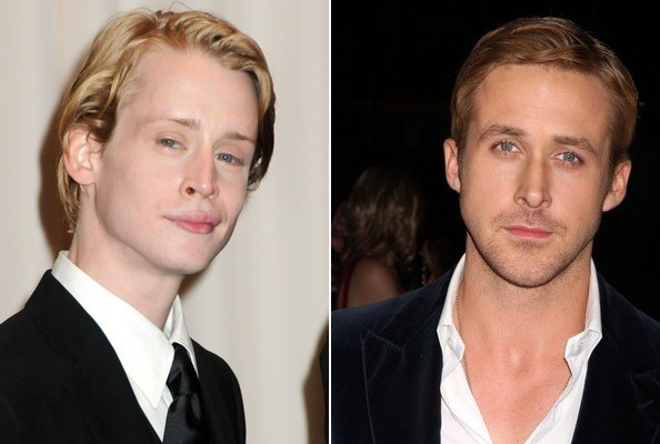 Macaulay Culkin and Ryan Gosling