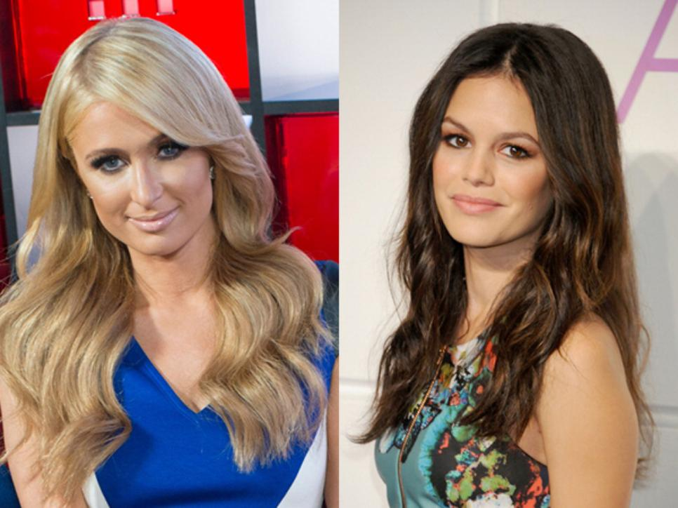 Paris Hilton and Rachel Bilson