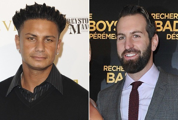 Pauly D and Josh Kelley