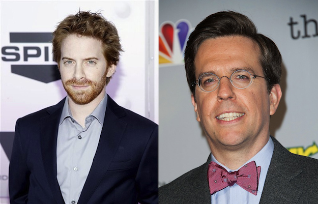 Seth Green and Ed Helms