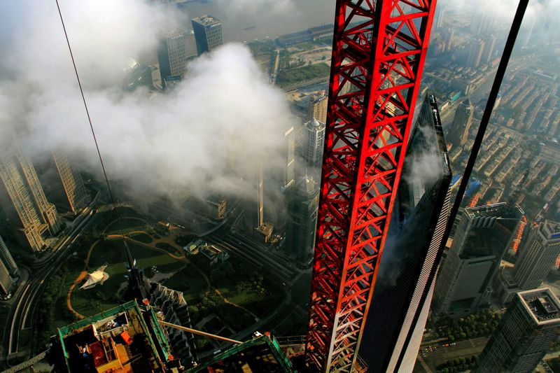 Shanghai Tower View (13)