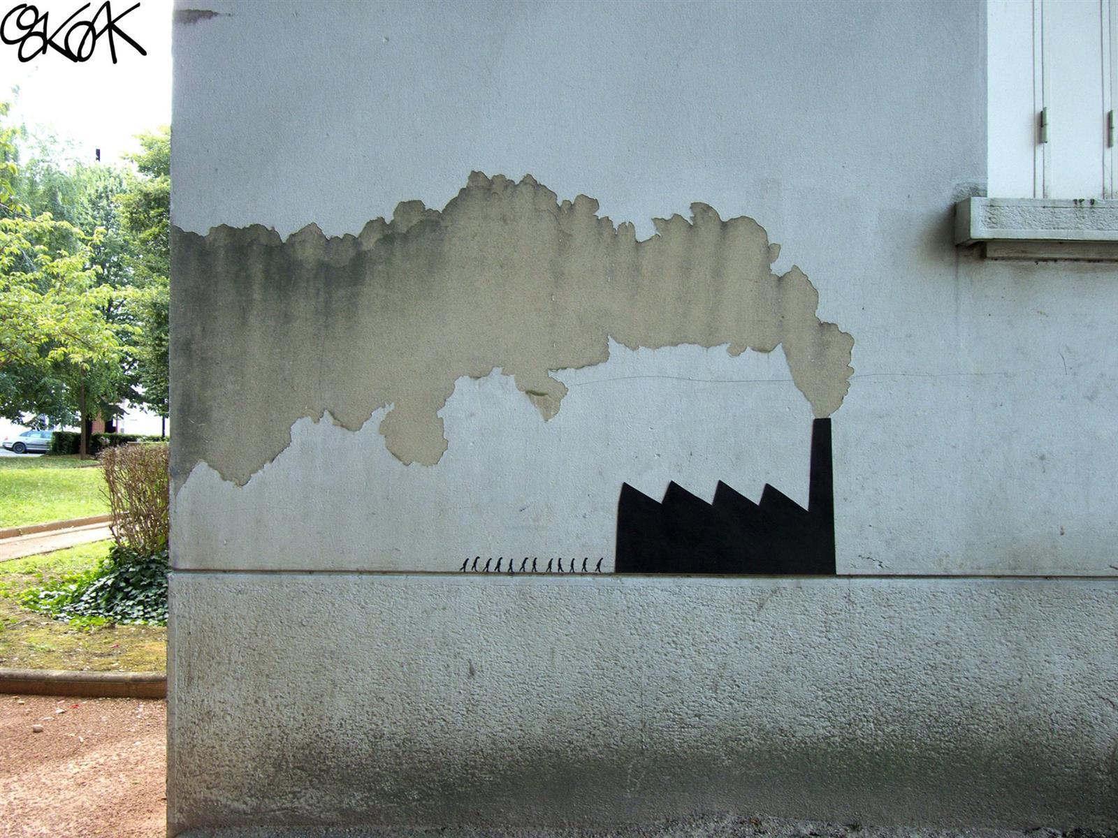 Street Art By Oakoak (15)
