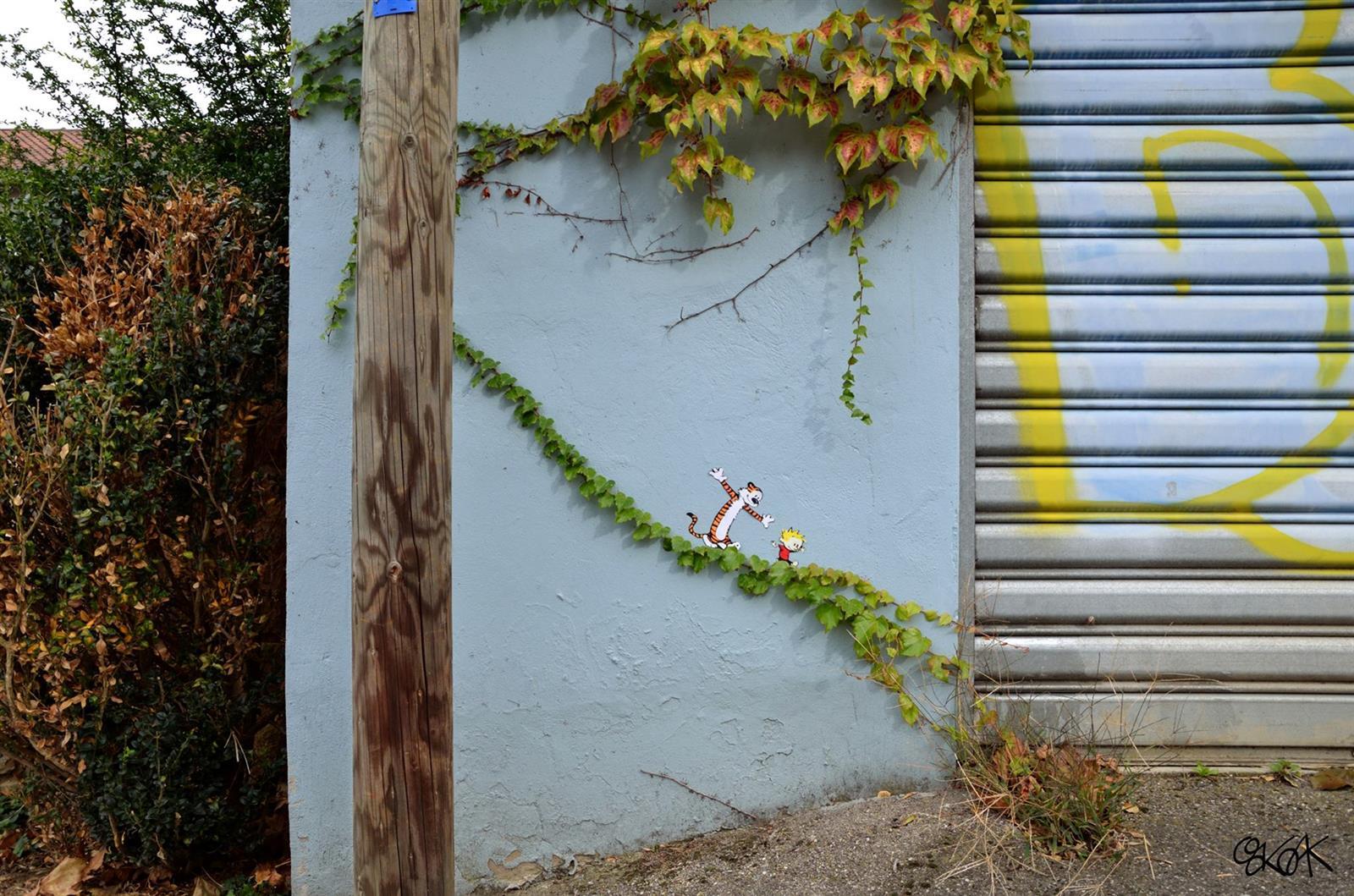 Street Art By Oakoak (17)
