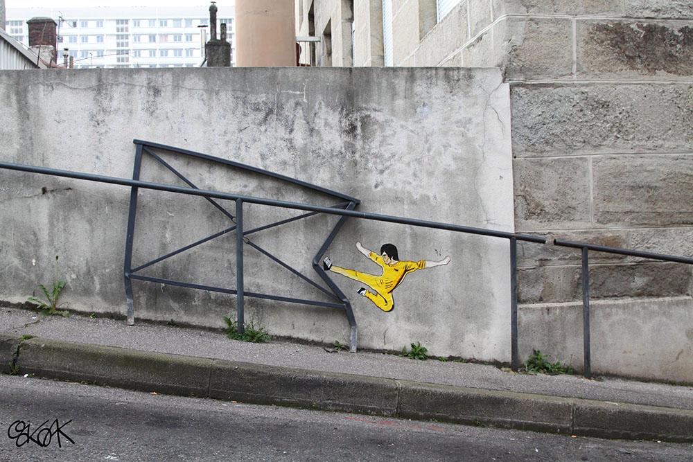 Street Art By Oakoak (5)