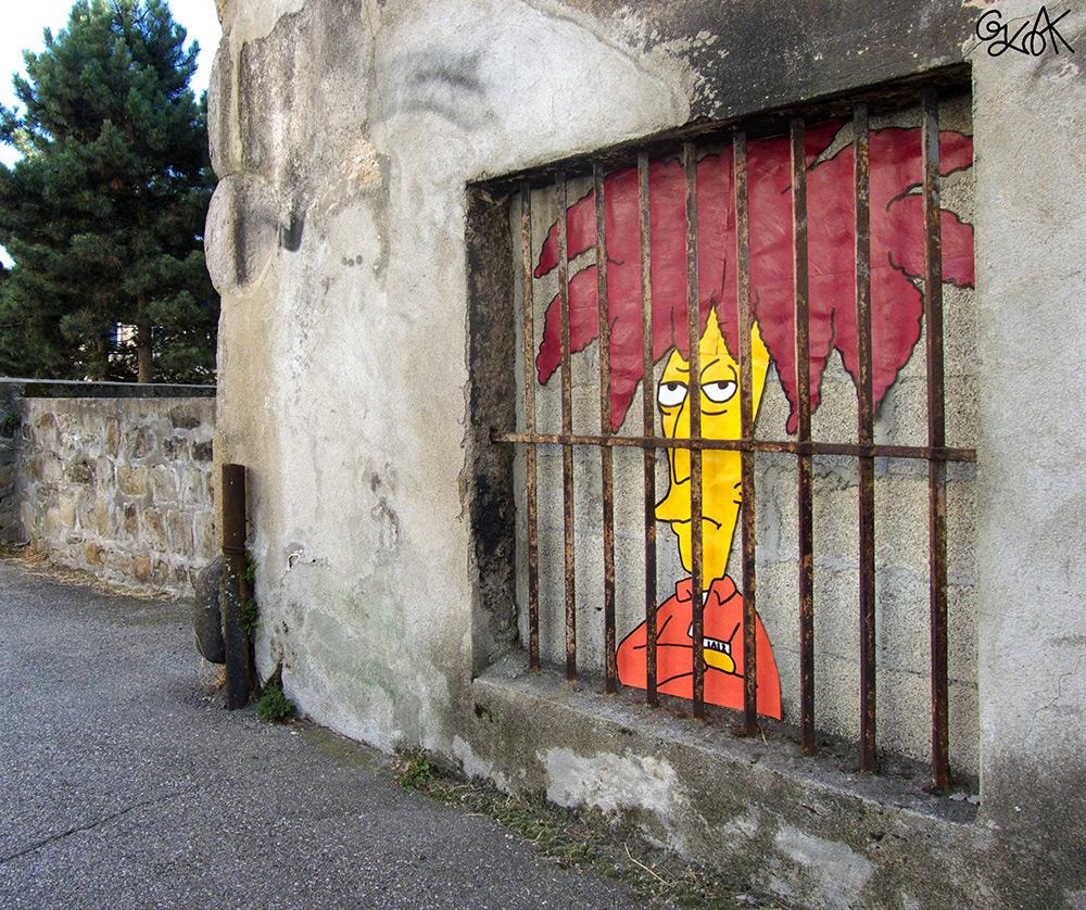 Street Art By Oakoak (6)