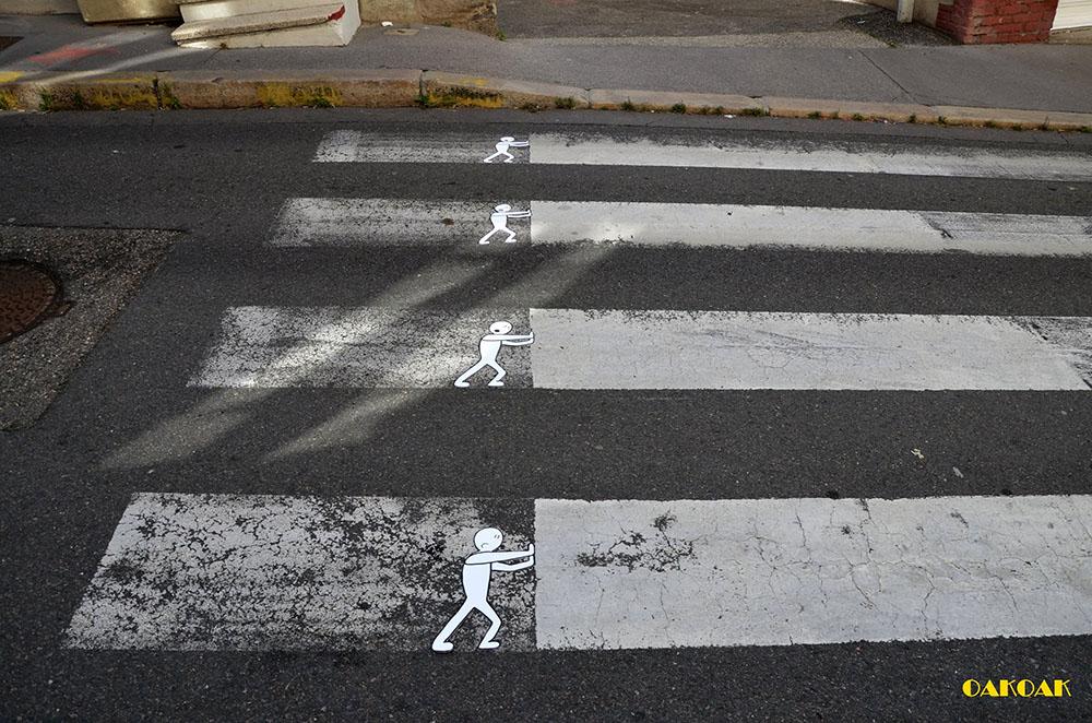 Street Art By Oakoak (8)