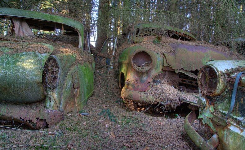Chatillon Car Graveyard (8)