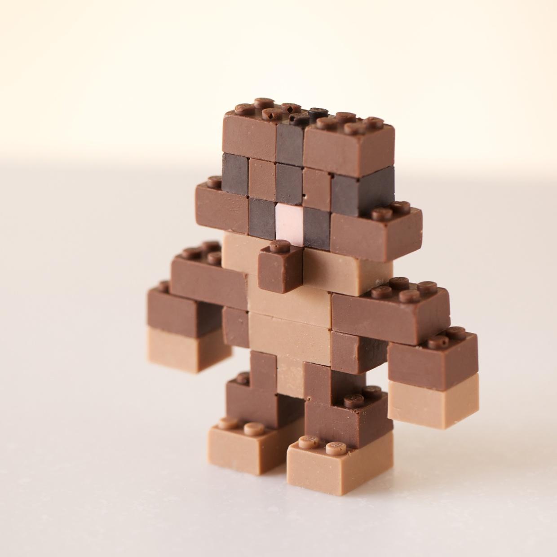 Chocolate LEGO (2)
